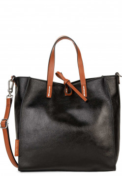 SURI FREY Shopper SURI Black Label Gracy mittel Schwarz 16031100 black 100