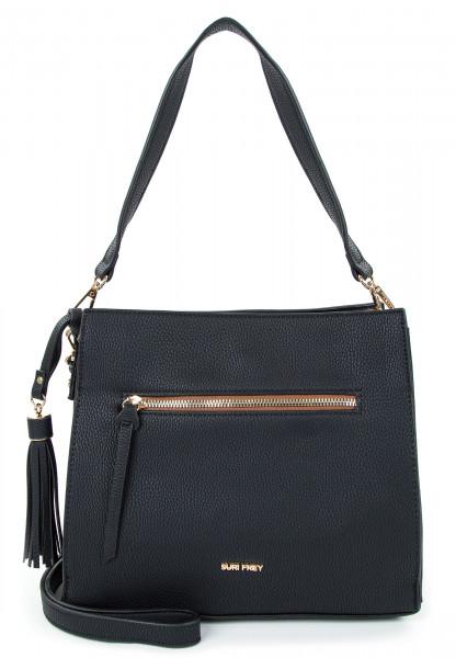 SURI FREY Shopper Netty mittel Special Edtion Schwarz 12697100 black 100
