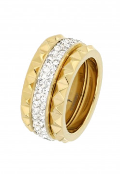 SURI FREY Ring Leny Gold RI11871-17 IP Gold
