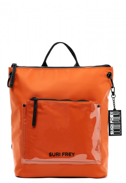 SURI FREY Rucksack SURI Black Label Tessy groß Orange 16053610 orange 610