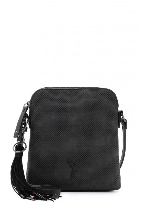 SURI FREY Handtasche mit Reißverschluss Romy mittel Schwarz 11580100 black 100