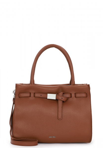 SURI FREY Shopper Sindy groß Braun 12582700 cognac 700