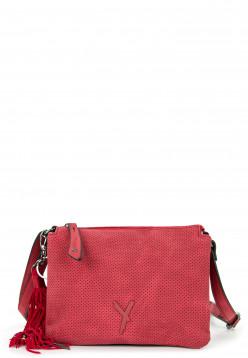 SURI FREY Handtasche mit Reißverschluss Romy klein Rot 11584600 red 600