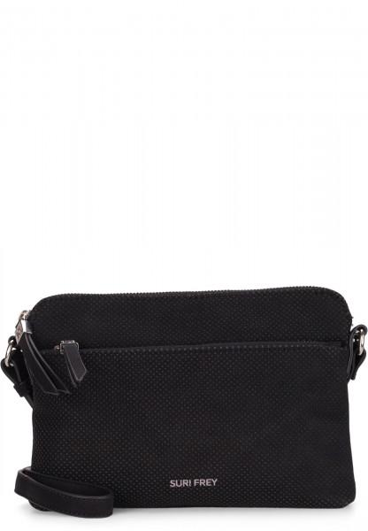 SURI FREY Handtasche mit Reißverschluss Romy Hetty Schwarz 12181100 black 100