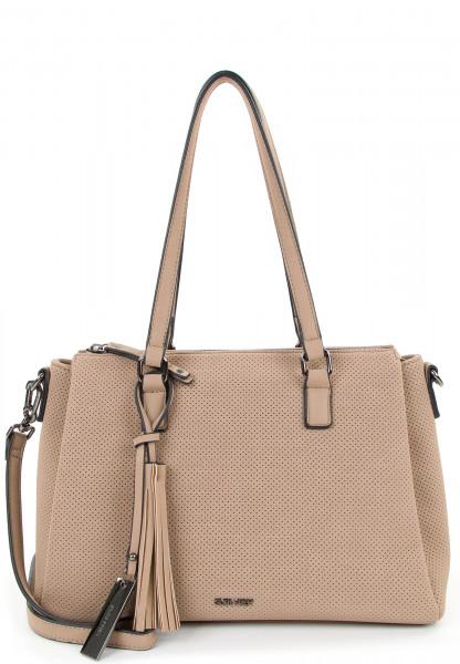 SURI FREY Shopper Romy-Mia mittel Beige 12473420 sand 420