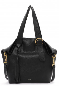 SURI FREY Shopper Brittney groß Schwarz 12594100 black 100