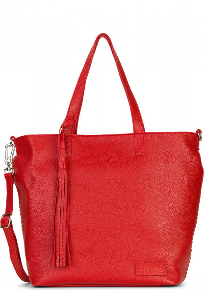 SURI FREY Shopper Penny groß Rot 12235600 red 600