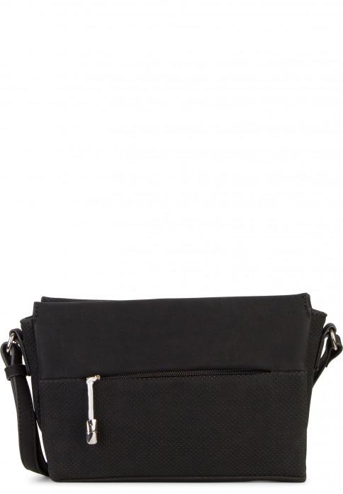 SURI FREY Handtasche mit Reißverschluss Romy Bevvy klein Schwarz 12171100 black 100