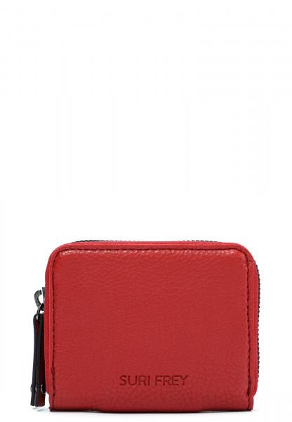SURI FREY Geldbörse mit Reißverschluss Brittney  Rot 12596600 red 600