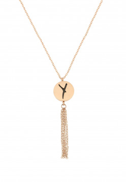 SURI FREY Ankerkette Foxy Rosegold AN12253 IP Rose