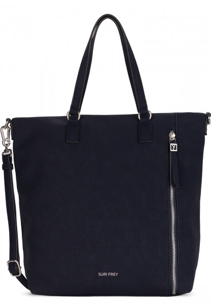 SURI FREY Shopper Romy Hetty groß Blau 12186500 blue 500