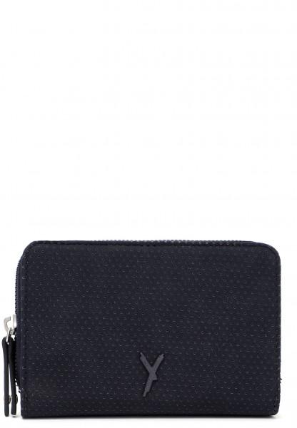 SURI FREY Geldbörse mit Reißverschluss Romy Basic  Blau 12406500 blue 500