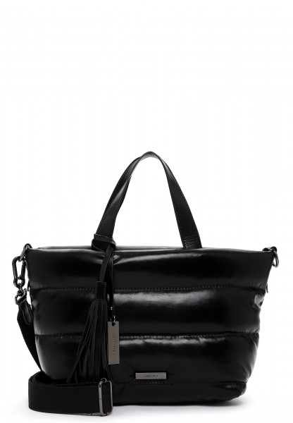 SURI FREY Shopper SURI Black Label Shelley klein Schwarz 16042100 black 100