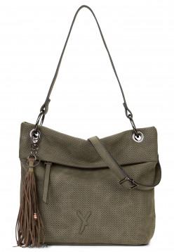 Handtasche mit Reißverschluss Romy No.13