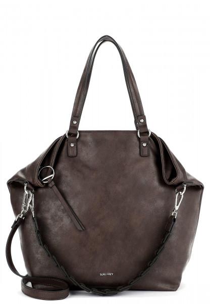 SURI FREY Shopper Luzy groß Braun 12645200 brown 200