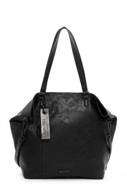 SURI FREY Shopper Fany groß Schwarz 12523100 black 100