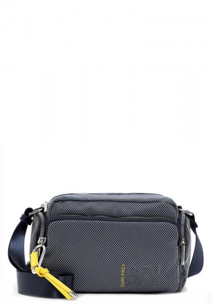 SURI FREY Handtasche mit Reißverschluss SURI Sports Marry mittel Blau 18011500 blue 500