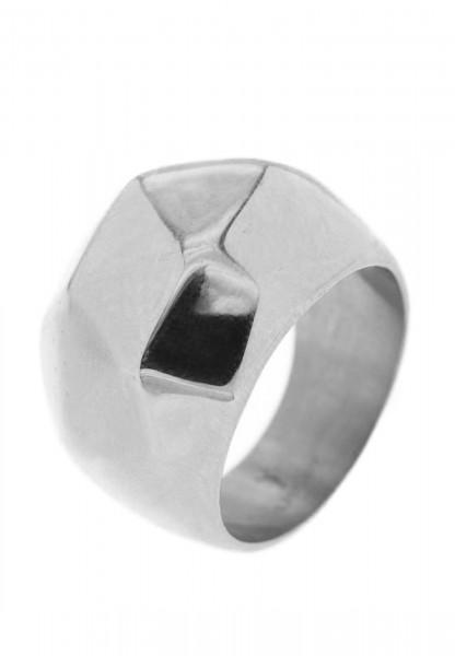 SURI FREY Ring Stacy Grau RI11594-19-2710 edelstahlfarben