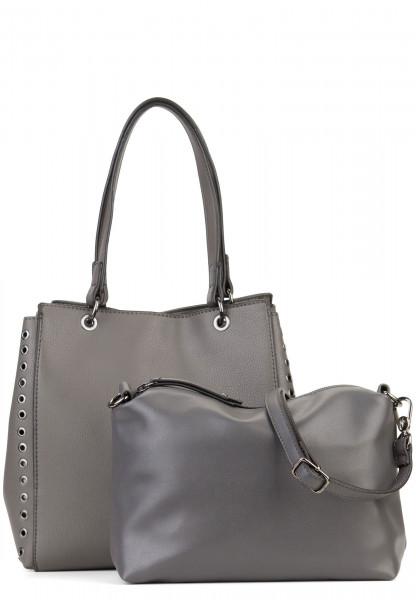 SURI FREY Shopper Krissy Grau 11961800 grey 800
