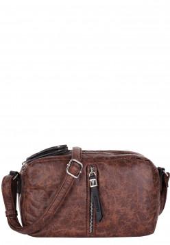 Handtasche mit Reißverschluss Dolly  Special Edition