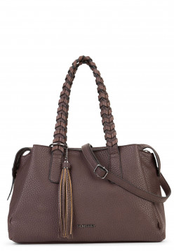 SURI FREY Shopper Piggy Braun 12033200 brown 200