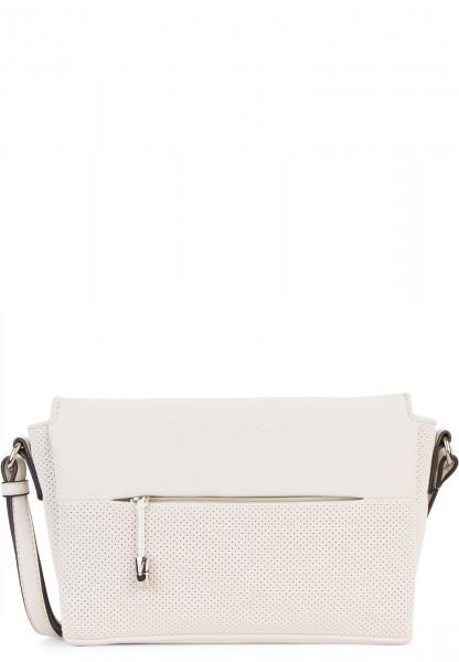 SURI FREY Handtasche mit Reißverschluss Romy Bevvy klein Grau 12171320 ecru 320