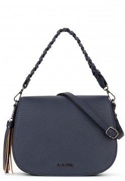 Handtasche mit Überschlag quer Piggy No.1