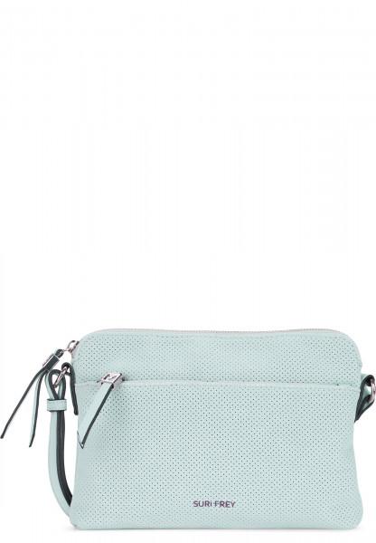 SURI FREY Handtasche mit Reißverschluss Romy Hetty Blau 12181530 lightblue 530