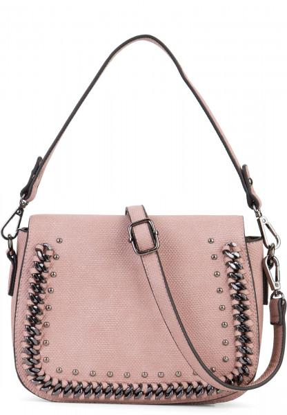 SURI FREY Handtasche mit Überschlag Dory Pink 12023651 oldrose 651