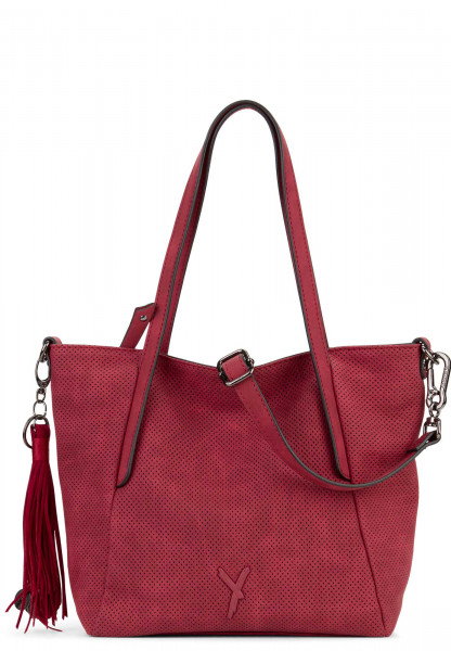 SURI FREY Shopper Romy Rot 11881600 red 600