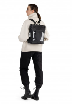 SURI FREY Rucksack SURI Black Label Tessy groß Schwarz 16053100 black 100