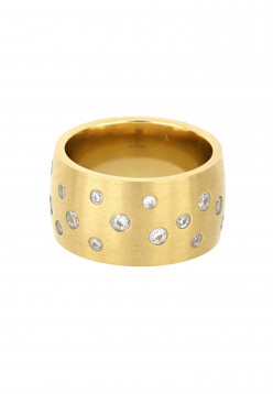 SURI FREY Ring Sally Gold RI12029-17 IP Gold