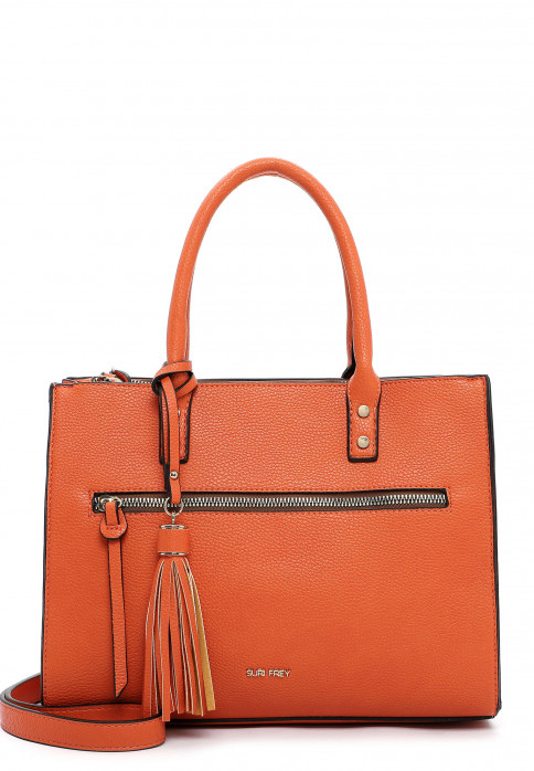 SURI FREY Shopper Netty mittel Orange 12692610 orange 610