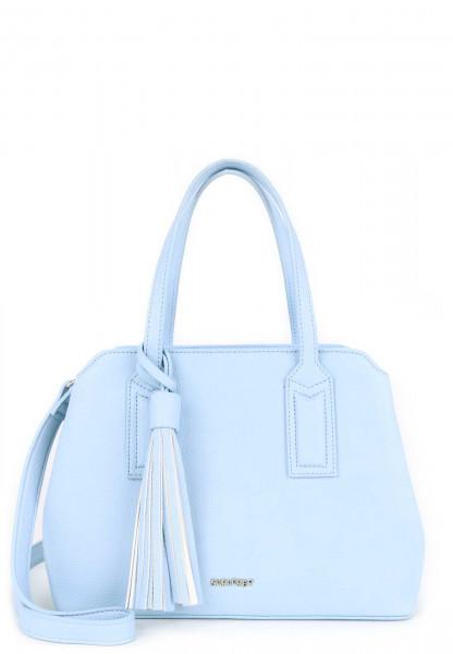 SURI FREY Shopper Patsy klein Blau 12273530 lightblue 530
