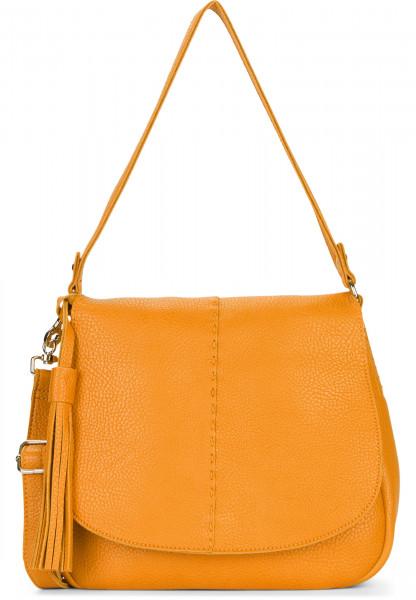 SURI FREY Handtasche mit Überschlag Penny mittel Gelb 12234460 yellow 460
