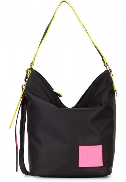 SURI FREY Beutel SURI Black Label FIVE klein Schwarz 16001167 black/pink 167