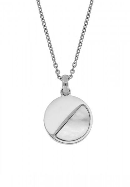 SURI FREY Ankerkette Mony Silber 1016617 Edelstahl