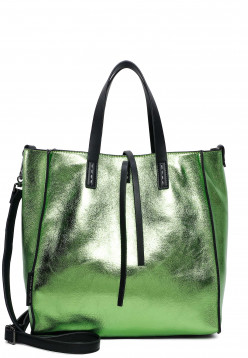 SURI FREY Shopper SURI Black Label Wendy groß Grün 16071930 green 930
