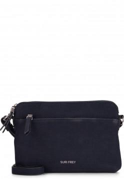 SURI FREY Handtasche mit Reißverschluss Romy Hetty Blau 12181500 blue 500