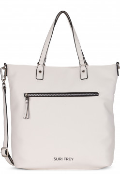 SURI FREY Shopper Terry groß Weiß 12304300 white 300