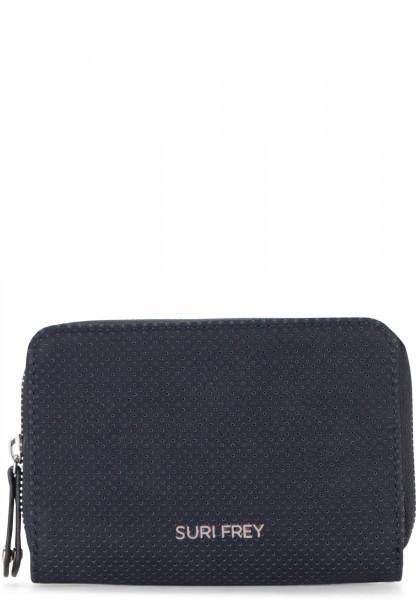 SURI FREY Geldbörse mit Reißverschluss Romy Hetty Blau 12192500 blue 500