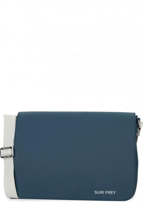 SURI FREY Handtasche mit Überschlag SURI Sports Jessy groß Blau 18002500 blue 500