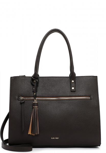 SURI FREY Shopper Netty groß Braun 12693200 brown 200