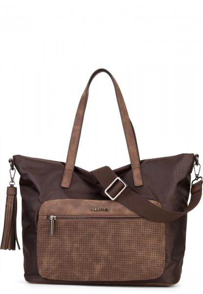 SURI FREY Shopper Daggy Braun 11973200 brown 200