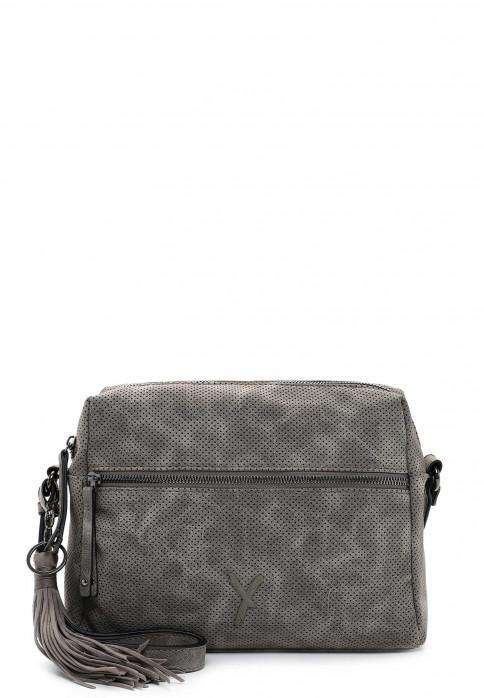 SURI FREY Handtasche mit Reißverschluss Romy mittel Grau 11583840 darkgrey 840