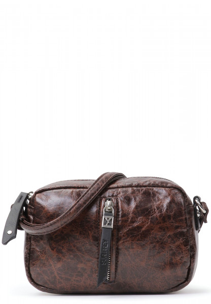 Handtasche mit Reißverschluss Dolly