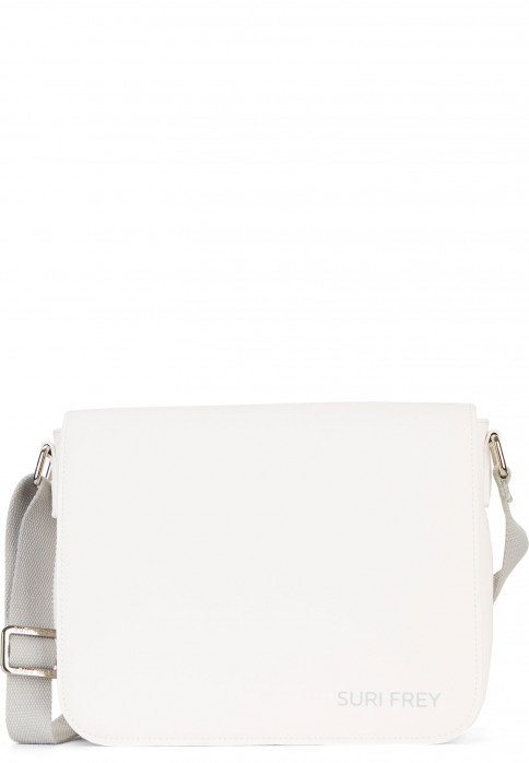 SURI FREY Handtasche mit Überschlag SURI Sports Jessy klein Weiß 18000300 white 300