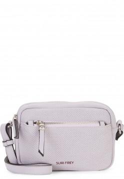 SURI FREY Handtasche mit Reißverschluss Romy Hetty Lila 12180621 lightlilac 621