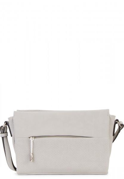 SURI FREY Handtasche mit Reißverschluss Romy Bevvy klein Grau 12171810 lightgrey 810