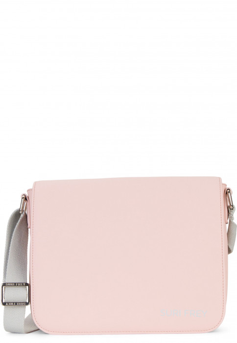 SURI FREY Handtasche mit Überschlag SURI Sports Jessy klein Pink 18000650 rose 650